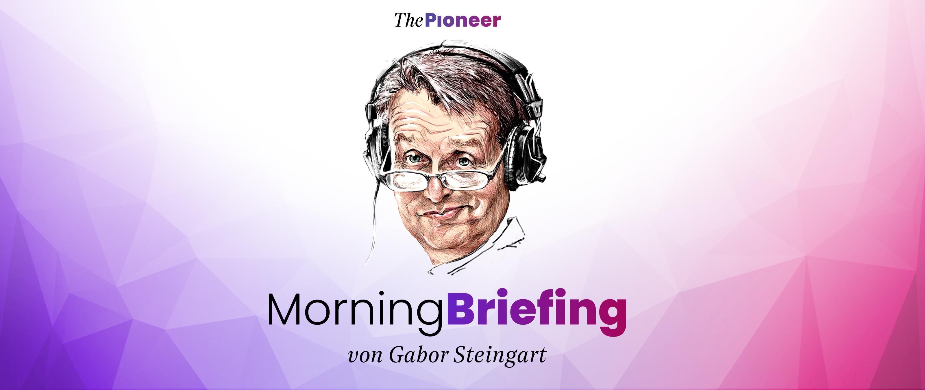 Newsletter Header Morning Briefing