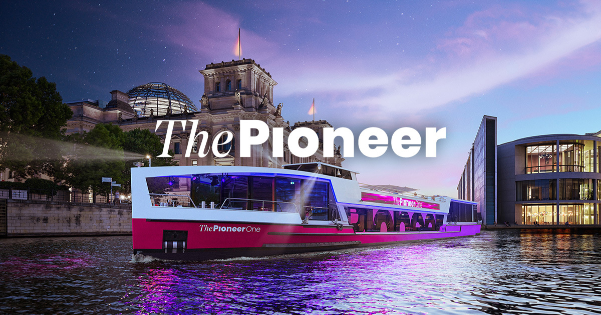 Startseite   ThePioneer